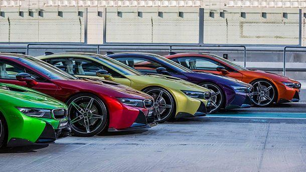 เปิดข้อมูล BMW i8 ใหม่ พละกำลังแรงขึ้น ขับขี่ได้ไกลกว่าเดิม