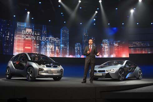 BMW i8 และ i3 ส่อแท้ง-เลื่อนการเปิดตัว หลังปัจจัยในตลาดรถไฟฟ้าไม่เอื้ออำนวย