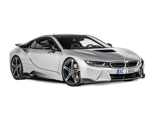 อย่างเท่! BMW i8 สวมชุดแต่ง AC Schnitzer