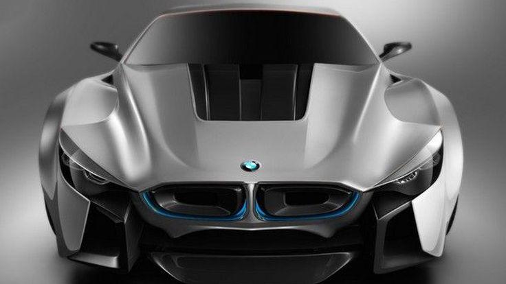 ชมภาพ BMW iM Concept ในอนาคต จากศิลปินนักออกแบบอิสระ