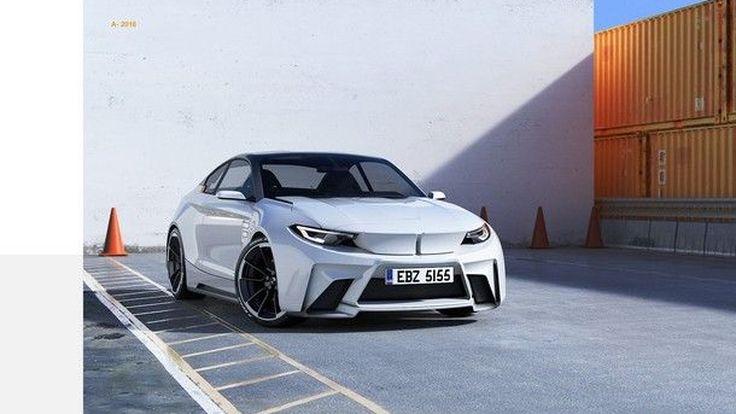 BMW เผย iM2 Concept จะเป็นการผสมผสานระหว่าง M2 และ i8