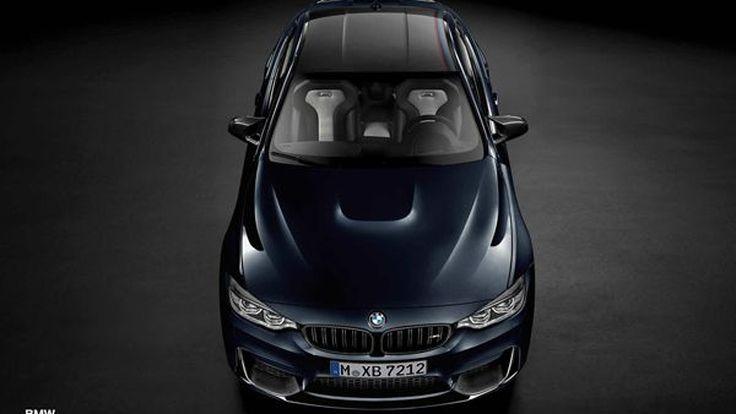 BMW Individual ฉลองครบ 25 ปี โชว์ตกแต่ง M4 Coupe รุ่นพิเศษ