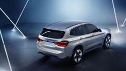 BMW iX3  SUV พลังไฟฟ้าจะถูกผลิตในประเทศจีนแน่นอนแล้ว