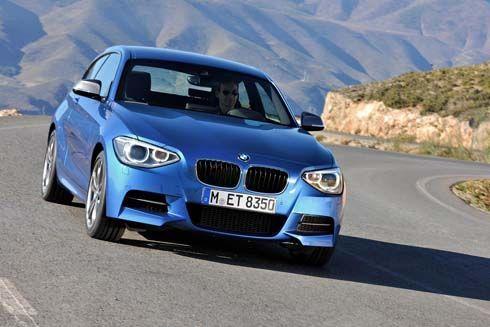 เปิดคลิปพร้อมภาพ BMW M135i เล็กแต่แซ่บ 315 แรงม้า ทำ 0-100 ใน 4.9 วินาที