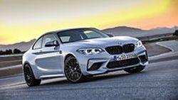 ยลโฉม BMW M2 Competition ขุมพลังเร้าใจ 405 แรงม้า
