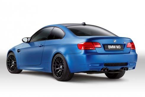 2013 BMW M3 Coupe Frozen Edition ดุดันกว่าเดิม เพียง 150 คันในโลก