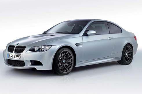 BMW M3 Coupe Frozen Silver Edition ความพิเศษ 100 คัน เฉพาะคนพิเศษในอังกฤษ