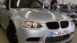 เผยโฉม BMW M3 CRT สปอร์ตซีดานน้ำหนักเบาสไตล์ฮาร์ดคอร์ เปิดตัวสุดสัปดาห์นี้
