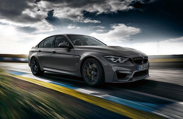 BMW M3 CS เผยโฉมพร้อมขุมพลัง 453 แรงม้า