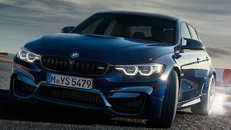 BMW M3 ปรับโฉมอีกรอบ ใครตาดีช่วยดูการเปลี่ยนแปลง