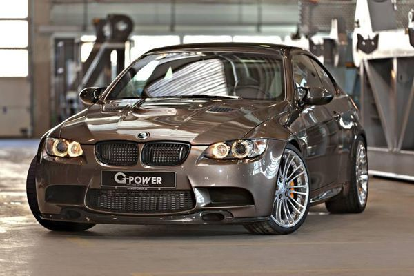 BMW M3 Hurricane RS รีดพลังเต็มเหนี่ยว 720 แรงม้าโดย G-POWER