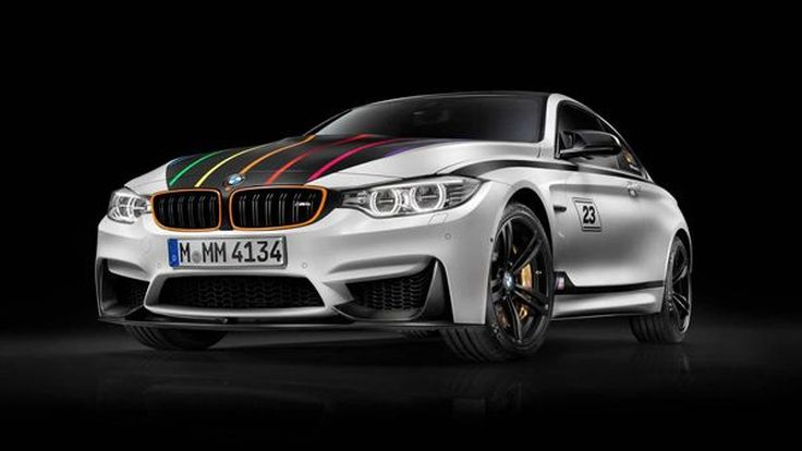 BMW M4 DTM Champion Edition เผยโฉมพร้อมรูปลักษณ์สุดดุดัน