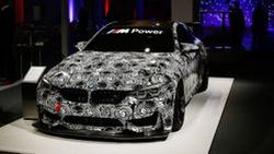ภาพแรก BMW M4 GT4 สปอร์ตคาร์ซีรีส์ใหม่ พร้อมลงแทร็คการแข่งขันในปี 2018