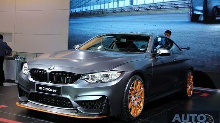 [TIME2016] หมดเกลี้ยง !! BMW M4 GTS ตัวแรง 500 แรงม้า กับค่าตัว 13.999 ล้านบาท และมีเพียง 2 คัน ในไทย