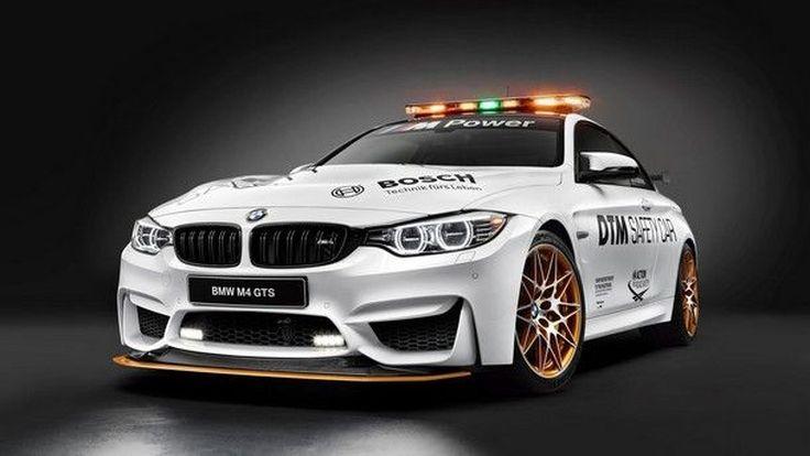 หล่อเลย !! DTM เปิดตัวรถ Safety Car รุ่นใหม่โดยใช้ BMW M4 GTS