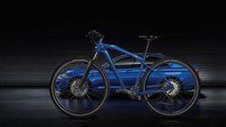 BMW เปิดตัวจักรยานถ่ายทอดแรงบันดาลใจจากรถสปอร์ต M5