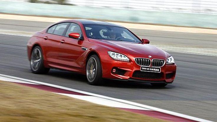 รับปีม้า BMW เปิดตัว M5 และ M6 Gran Coupe Horse Editions ทำตลาดแดนมังกร