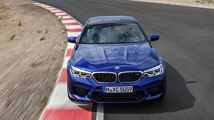 BMW M5 คว้ารางวัลรถสมรรถนะสูงยอดเยี่ยมระดับโลก