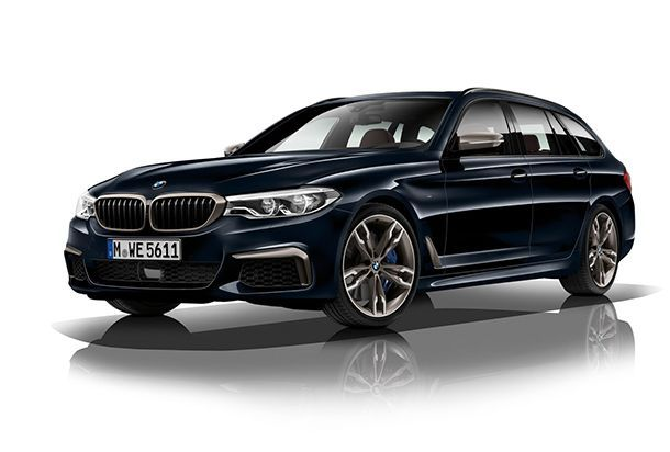 BMW เปิดตัว M550d xDrive ยัดเทอร์โบ 4 ลูก พลัง 400 แรงม้า
