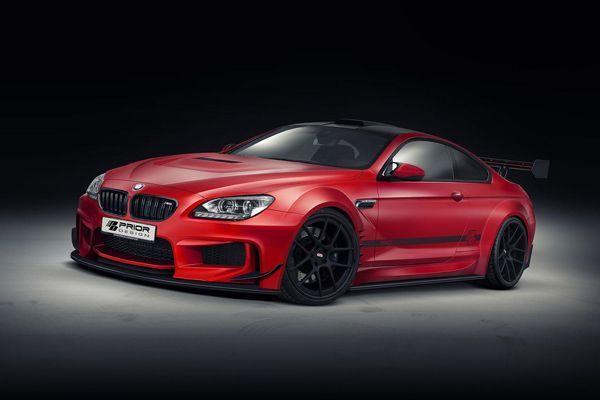 BMW M6 แต่งหล่อสุดยอดโดยสำนัก Prior Design