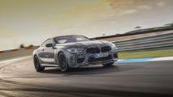 BMW M8 ใหม่พร้อมกับฝูงม้าเกือบๆ 600 ตัว