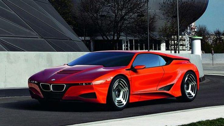 ลือหึ่ง ซูเปอร์คาร์ BMW M8 มาแน่ปี 2016 ขุมพลัง 650 แรงม้า ราคา 250,000 ยูโร