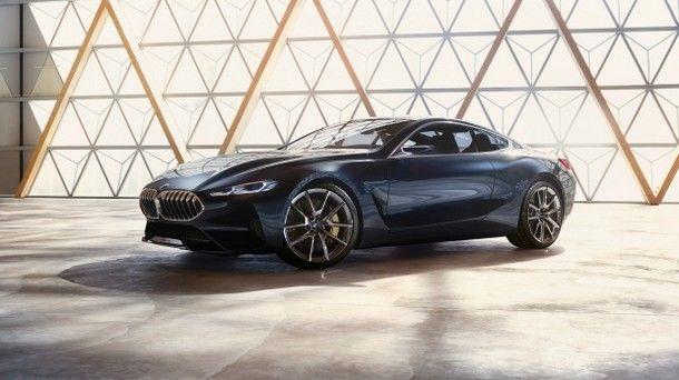 ชมภาพการออกแบบ BMW M8 รุ่นใหม่ ที่คาดว่าจะใกล้เคียงรุ่นขายมากที่สุด