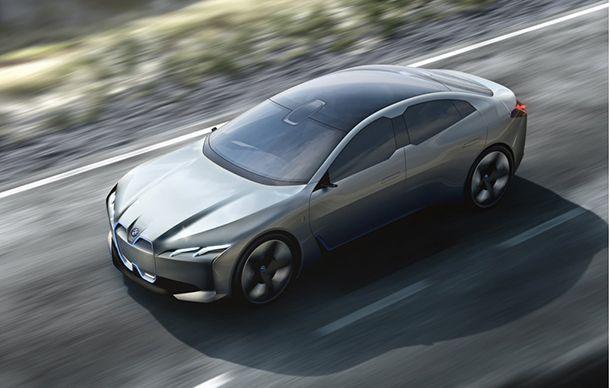 เผย BMW จะใช้แบตเตอรี่ขนาดใหญ่สำหรับรถไฟฟ้า วิ่งได้ไกลกว่า 640 กม.