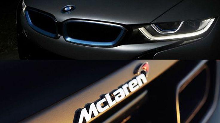คู่หูในฝัน? BMW จับมือ McLaren พัฒนาเครื่องยนต์สมรรถนะสูงร่วมกัน