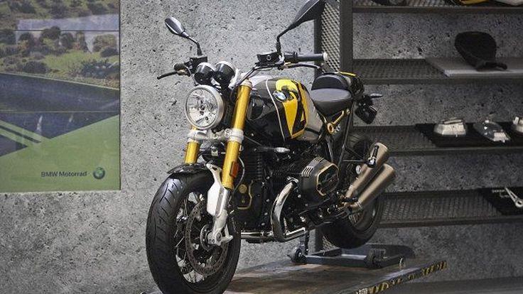 BMW Motorrad Spezial หน่วยงานพิเศษคัสตอมรถตามสั่งจากโรงงาน