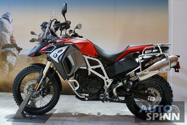 BMW Motorrad เปิดตัวตระกูล GS ใหม่ปี 2017 พร้อม F800GSA และรุ่นพิเศษฉลอง 100 ปี
