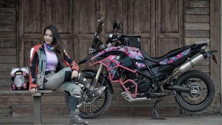 บีเอ็มดับเบิลยู มอเตอร์ราด เตรียมจัด จีเอส ทรอฟี 2016 ที่เชียงใหม่ ส่งสาวไทยลุยรอบคัดเลือกที่แอฟริกา