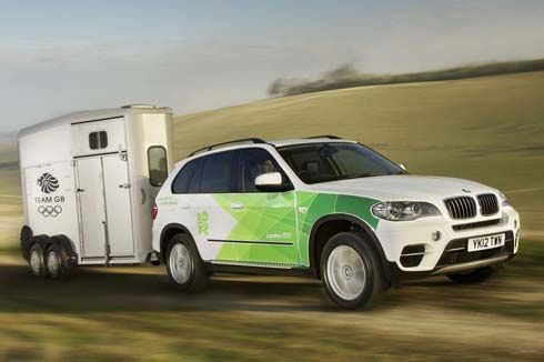BMW พร้อมส่งรถกว่า 2,700 คัน บริการนักกีฬาและเจ้าหน้าที่ ในกีฬาโอลิมปิก 2012