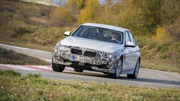 BMW เตรียมพัฒนารถซีรีส์หลักทุกรุ่นให้เป็นเวอร์ชั่นปลั๊กอินไฮบริด