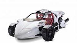 Campagna T-REX 16S หัวใจขับเคลื่อน BMW เติมเต็มช่องว่างระหว่างรถยนต์และมอเตอร์ไซค์
