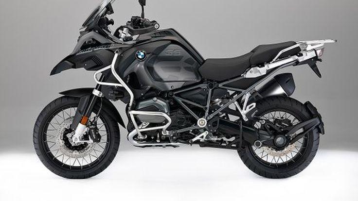 BMW อัพเดตตระกูล R1200 ยกแผงเสริมออพชั่นใหม่ดันให้ผ่าน Euro4