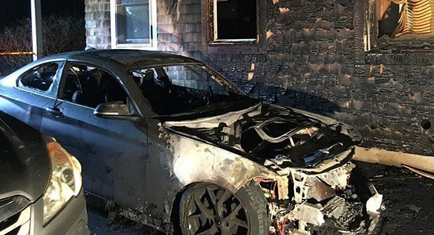 BMW เรียกคืนรถ 1.4 ล้านคันในอเมริกาหลังพบปัญหาไฟไหม้