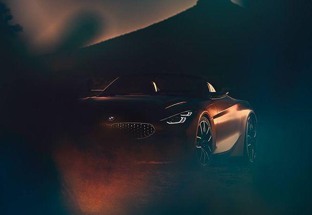 คมกริบ! BMW เผยภาพทีเซอร์ Z4 ก่อนเปิดตัวในอีกอึดใจเดียว