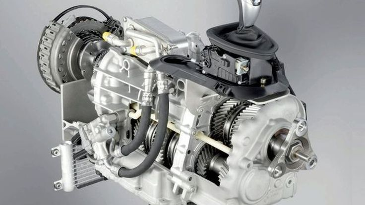 บีเอ็มดับเบิลยูซุ่มพัฒนาเกียร์ดูอัลคลัตช์สำหรับรถขับเคลื่อนล้อหน้า