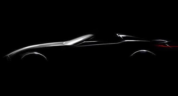 เปิดทีเซอร์ BMW Roadster Concept ก่อนเผยโฉมกลางเดือนสิงหาคม