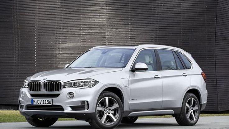 ลือ BMW ซุ่มพัฒนารถเอสยูวีพลังงานไฟฟ้า?
