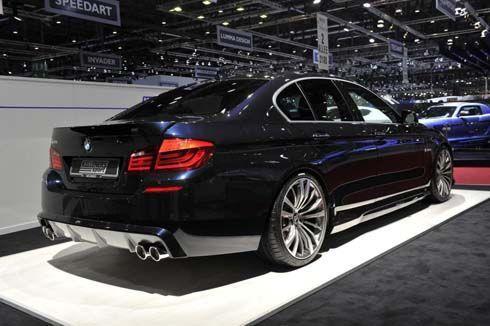 BMW Series 5 ครบเครื่องด้วยชุดแต่ง M Sports จาก Kelleners Sport