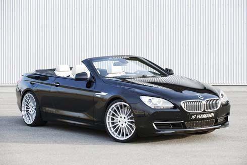 สยบความเศร้า! Hamann แนะนำชุดแต่ง BMW Series 6 Coupe และ Convertible