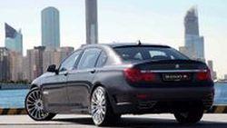 BMW Series 7 Tune ทั้ง 750i และ 760iL ซีดานหรูไซส์บิ๊กแต่งสปอร์ตโดย Mansory