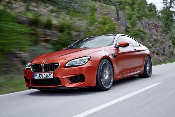BMW โชว์โฉม M6 เวอร์ชั่นปรับโฉมใหม่อัพความหรูหรา