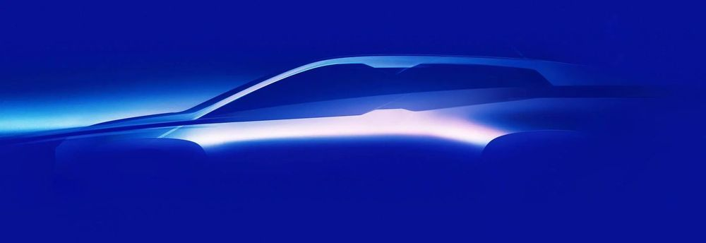 BMW เผยภาพรถไฟฟ้าคอนเซป iNEXT เป็นครั้งแรก ก่อนเปิดตัวภายในปีนี้