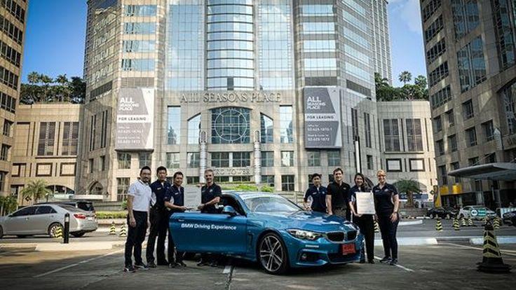 "BMW ประเทศไทย ได้รับรองเป็น ""Official Partner of M"" ในการจัด BMW Driving Experience เป็นประเทศแรกในเอเชียตะวันออกเฉียงใต้"