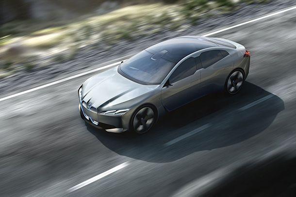 BMW ซุ่มพัฒนารถยนต์พลังงานไฟฟ้าแล่นได้ไกลกว่า 700 กม.