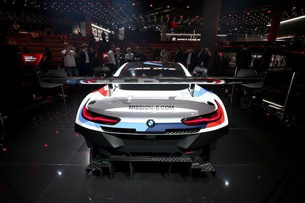 BMW ประกาศลดเงินลงทุนเข้าร่วมงานมอเตอร์โชว์ลงหลายเท่าตัว