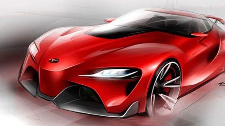 เผยรถสปอร์ต BMW-Toyota ขับเคลื่อนล้อหลัง เครื่องยนต์ 218 – 400 แรงม้า